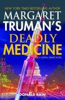 Cover art for Deadly Medicine