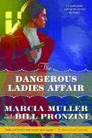 Cover art for The Dangerous Ladies Affair