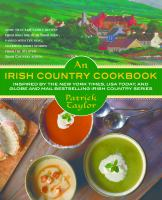 Cover art for An Irish Country Cookbook
