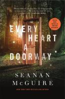 Cover art for Every Heart a Doorway