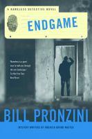 Endgame : A Nameless Detective Novel by Pronzini, Bill © 2017 (Added: 6/13/17)