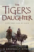 Cover art for The Tiger's Daughter