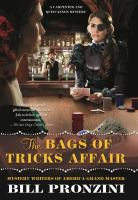 Cover art for The Bags of Tricks Affair