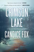 Cover art for Crimson Lake
