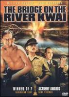 The Bridge Over the River Kwai (movie cover)