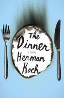 Cover art for The Dinner