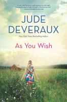 Cover art for As You Wish