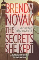 Cover art for The Secrets She Kept