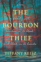 Cover art for The Bourbon Thief