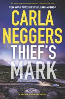 Cover art for Thief's Mark