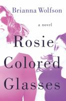 Cover art for Rosie Colored Glasses