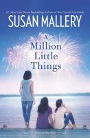 Cover art for A Million Little Things