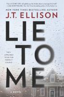 Cover art for Lie to Me