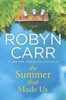 The Summer That Made Us by Carr, Robyn © 2017 (Added: 9/6/17)