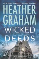 Cover art for Wicked Deeds