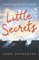Cover art for Little Secrets