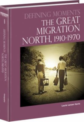Cover image for The great migration north, 1910-1970