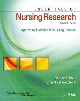 Cover for Essentials of Nursing Research eBook