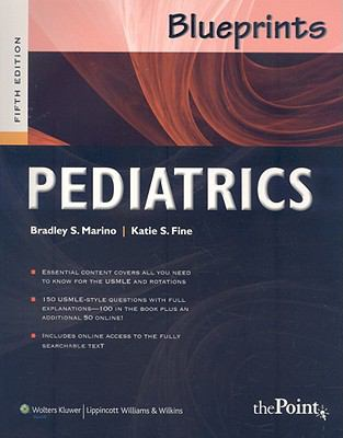 Blueprints pediatrics