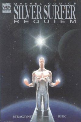 cover photo: Silver Surfer: Requiem
