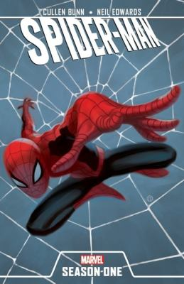Cover image for Spider-Man. Season one