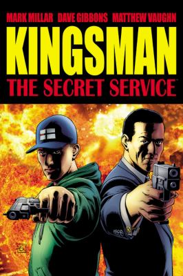 cover of The Secret Service: Kingsman