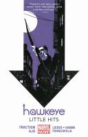 Hawkeye: Little Hits Cover