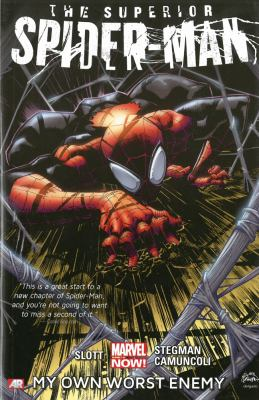 Cover image for The superior Spider-Man