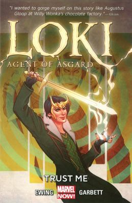 cover of Loki - Agent of Asgard 1: Trust Me