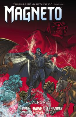 cover of Magneto 2: Reversals