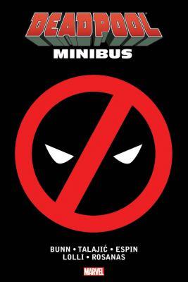 cover of Deadpool Minibus