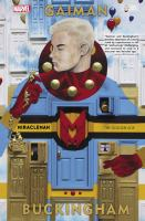 Book cover of Miracleman: The Golden Age