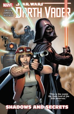 cover of Star Wars Darth Vader 2: Shadows and Secrets