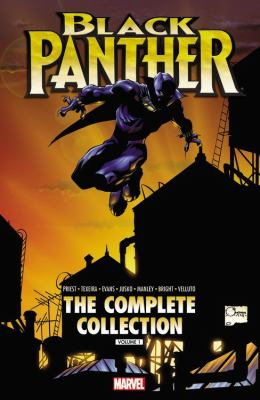 cover of Black Panther 1: The Complete Collection
