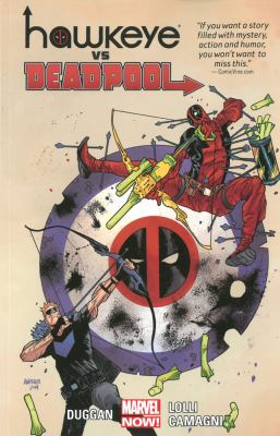 cover of Hawkeye vs. Deadpool