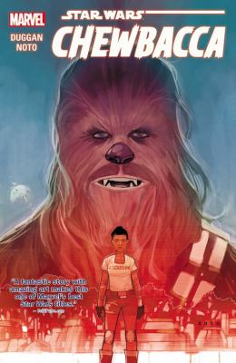 cover of Star Wars: Chewbacca