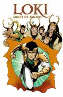 Loki, Agent Of Asgard : I Cannot Tell A Lie by Ewing, Al © 2015 (Added: 1/25/16)