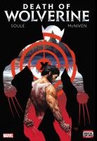 Cover art for Death of Wolverine