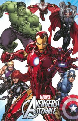 cover of All-New Avengers Assemble 1