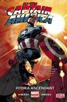 Cover art for All-New Captain America