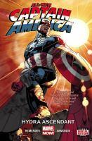 Cover art for All-New Captain America