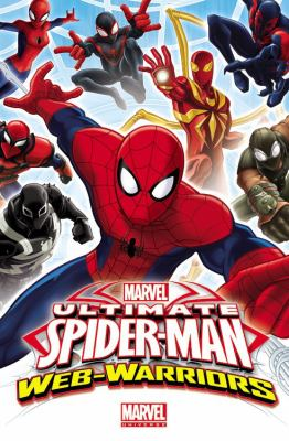 cover of Ultimate Spider-Man 1: Web Warriors