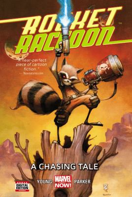 cover of Rocket Raccoon 1: A Chasing Tale