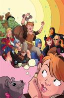 The Unbeatable Squirrel Girl : Squirrel Power by North, Ryan © 2015 (Added: 6/16/16)