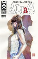 Book cover of Jessica Jones: Alias, volume 1