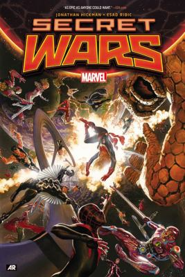 cover of Secret Wars