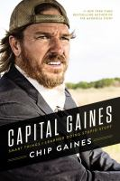 Cover art for Capital Gaines