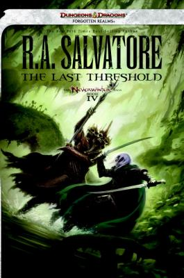 Cover image for The last threshold