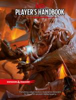 Cover of Dungeons and Dragons Book