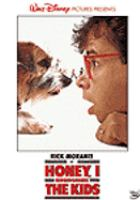 Cover art for Honey, I Shrunk the Kids